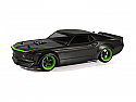 HPI Racing '69 Ford Mustang Clear Body 200mm  HPI109930