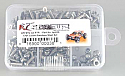 HPI Racing MT2 G3 Nitro RTR Stainless Steel Screw Kit