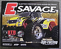 HPI E-Savage Electric RTR Monster Truck (w/Charger&Batteries)