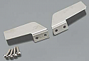 Traxxas Spartan Left & Right 4x12mm BCS Turn Fin Set