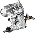 O.S. Max .46LA Non-Ring 40D Carb Airplane Engine w/E3030 Muffler  OSM13393