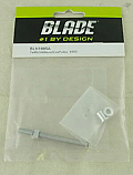 Blade B450 Helicopter Silver Alloy Tail rotor Shaft Drive Pulley BLH1665A