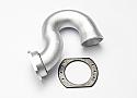Traxxas TRX 2.5/2.5R/3.3 Aluminum Exhaust Header Spring Mount