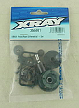 XRAY XB808 1/8th Scale Buggy Front/Rear Differential Set XRA355001