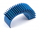 Team Associated TC3 Radial Clip-On Heat Sink Short Blue