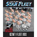 A Call to Arms: Star Fleet Kzinti Fleet Box Set  ADB30012