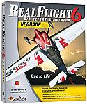 RealFlight Flight Simulator G6 Upgrade set (For version G4 and Above) GPMZ4468