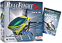 Great Planes Realflight G6.5 R/C Flight Simulator w/Heli Megapack & USB Interlink Controller (Mode 2) GPMZ4482