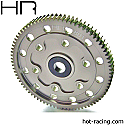 Hot Racing 1/10th Scale Aluminum 80T 48P Spur Gear/AX10/SCX10/Wraith  HRAWRA880H