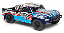 Team Associated ProLite 1/10 Short Course Truck Body (Clear)  ASC7170