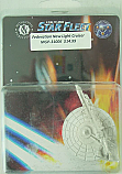 A Call to Arms: Star Fleet Federation New Light Cruiser Miniature  ADB31006