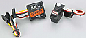 Ace RC TG6000 Heading Lock Gyro/C0915 BB Tail Servo Set ACE8073