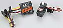 Ace RC TG6000 Heading Lock Gyro/C0915 BB Tail Servo Set ACE8073