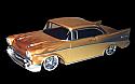 '57 Chevy Bel Air 200mm Lexan Body