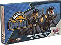 Kaos Ball: Boomtown Cowboys Expansion Team #12 by Cool Mini or Not  COLKB0013
