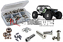 Axial Wraith RTR/Pro Stainless Steel Screw Set by RC Screwz  RCZAXI004