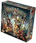 Rum & Bones Core Miniatures Board Game by Cool Mini or Not  COLRB001