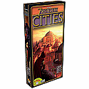 7 Wonders Board Game: Cities Expansion by Asmodee Games  ASMSEVEN03