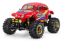 Tamiya 1/10 Electric Powered, Radio Controlled 2015 Monster Beetle Kit  TAM58618