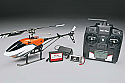 Heli-Max Novus 200 FP RTF 2.4Ghz Fixed Pitch R/C Helicopter HMXE0809
