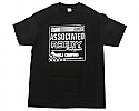 Team Associated AE Retro T-Shirt Black 3XL  ASCSP91XXXL
