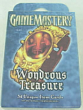 Game Mastery Role Playing Accessorys: Wondrous Treasure Item Cards