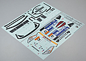 Kyosho Inferno GT Nissan Calsonic Impul Z Decal Sheet KYOIGB051-1