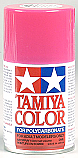 Tamiya PS-33 Cherry Red Polycarbonate/Lexan Spray Paint 3 oz TAM86033