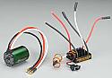 Castle Creations Sidewinder v3 Waterproof ESC/4600kV Brushless Motor Combo Set CSE010-0115-01