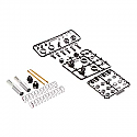 Axial Racing 1/10th Scale Icon 87-125mm Aluminum Shock Set  AXIAX31136