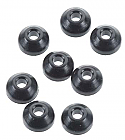HPI Racing Savage XS Flux Rubber Bump Stop 3x8.5x4mm (8 Pcs.)