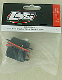 Team Losi MSX12 Mini Rock Crawler Servo LOSB0822 56.9 oz-in