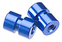 Axial AX-10/AX10 Scorpion Blue 7x10mm Post