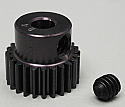 """Robinson Racing 24 Tooth 64 Pitch 24T 64P Pro Aluminum Pinion Gear (1/8"""" Shaft) RRP4324"""