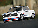 HPI BMW 2002 Turbo CLEAR Body for HPI/Tamiya Minis/Cup Racer WB225mm HPI7215