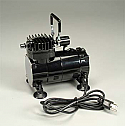 Paasche 1/8HP DA300 Airbrush Air Compressor w/Auto Shut Off/Oil-Less Bearings PASDA300