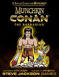 Conan the Barbarian Munchkin Expansion Set by Steve Jackson Games SJG4227