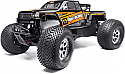 HPI Racing GTXL-1 Painted Body Black Savage XL Octane RTR  HPI112828