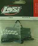 Team Losi Ball Cup Set/HIGHroller/Strike SCT/Slider  LOSB2030