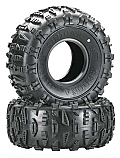 """Hot Bodies Sedona 2.2"""" Competition Rock Crawler Truck Tires HBS67918"""