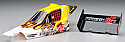 Phoenix BX II / RC10 B3 Yellow Painted Buggy Body TTRPD8245