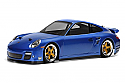 HPI Racing Porsche 911 Turbo 997 Clear Body 200mm  HPI17527