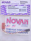 Novak GTB Remote Power/Programming Switch
