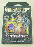 Game Mastery Role Playing Accessorys: Carrion Crown Item Cards