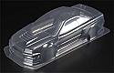 Tamiya NISMO R34 GT-R Z-tune Spare CLEAR Body Set