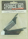 Force RC MH-35/FHX Lower main Blade Set