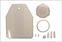 Kyosho Seawind Sailboat Plastic Parts Set (D) KYOSW7B