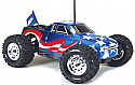 Associated RC18MT 1/18th Scale RTR Monster Truck ASC20110