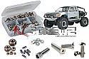 Axial SCX10 Honcho Stainless Steel Screw Set by RC Screwz  RCZAXI011