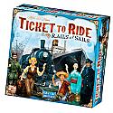 Ticket to Ride: Rails & Sails Board Game DOWDO7226
